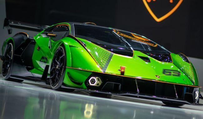Lamborghini Esseza SCV12
