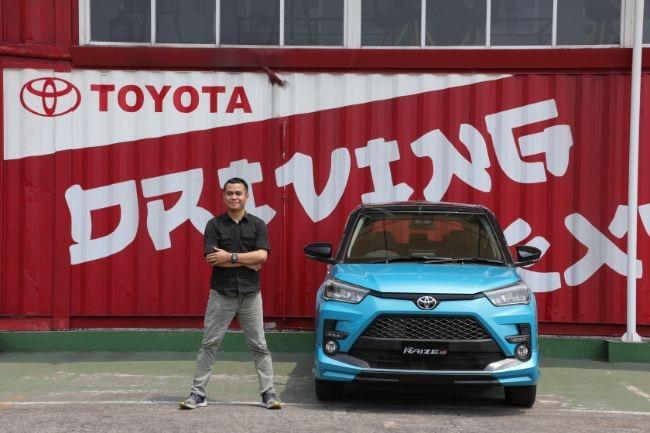 Perbedaan Masing-Masing Varian Toyota Raize, Mobil yang Baru Meluncur Hari Ini