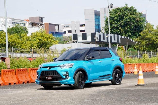 Bedah Spesifikasi Toyota Raize, Harga Rp 200 Jutaan Rasa Rp 500 Jutaan