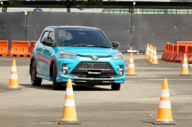 Mengupas Fitur Keselamatan Toyota Safety Sense Pada Toyota Raize