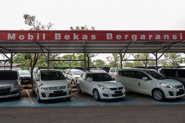 Cashback Jutaan Rupiah Menanti Jika Tukar Tambah Suzuki di Auto Value