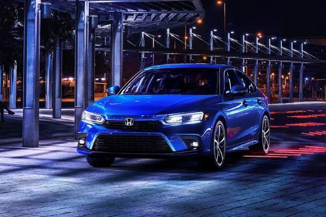 Honda Civic Gen 11 Mendebut, Sarat Dengan Penyempurnaan