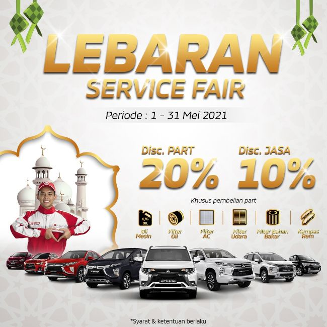 Lebaran Service Fair