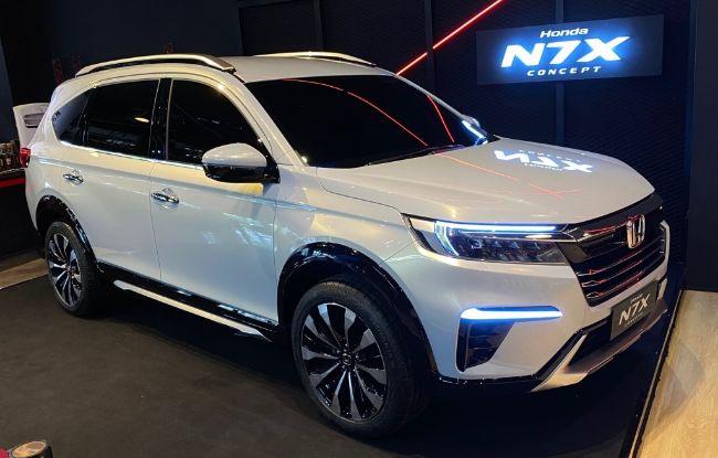 Honda N7X Concept