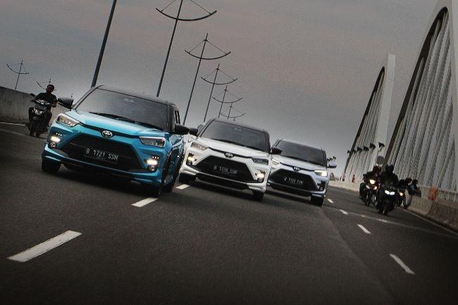 Test drive Toyota Raize 1.0T GR Sport TSS