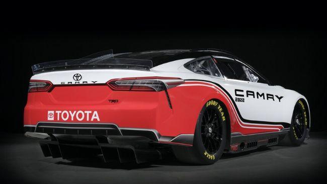 Toyota Camry NASCAR 2022