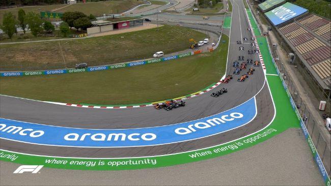 GP Spanyol 2021