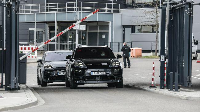 Porsche Macan Bertenaga Listrik Jalani Uji Coba Keliling Dunia