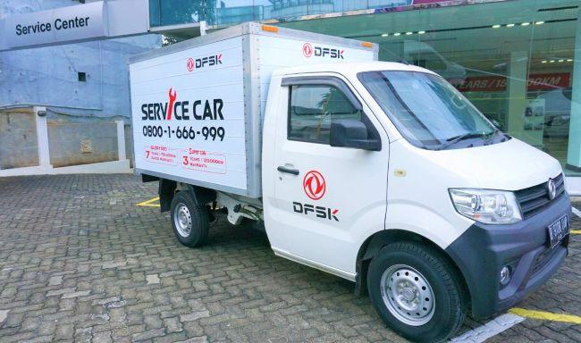 Pemilik DFSK Boleh Lega, DFSK Siapkan Layanan Darurat Selama Libur Lebaran