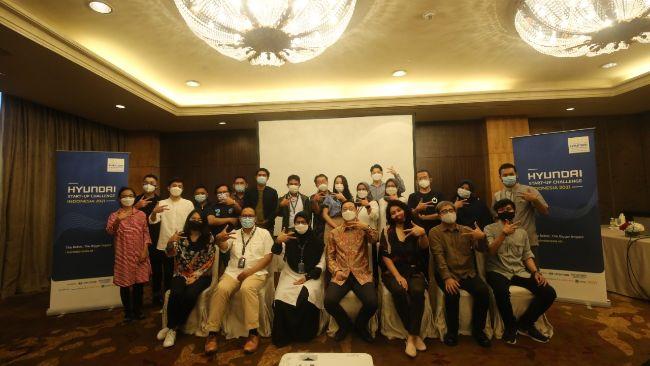 Hyundai Start-Up Challenge Indonesia 2021 Kembali Cari Pengusaha Muda Kompetitif