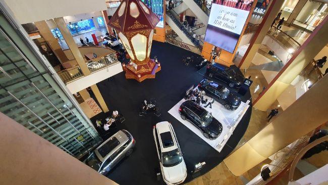 Pameran Otomotif Sambangi Mall Kelapa Gading Hingga 23 Mei 2021
