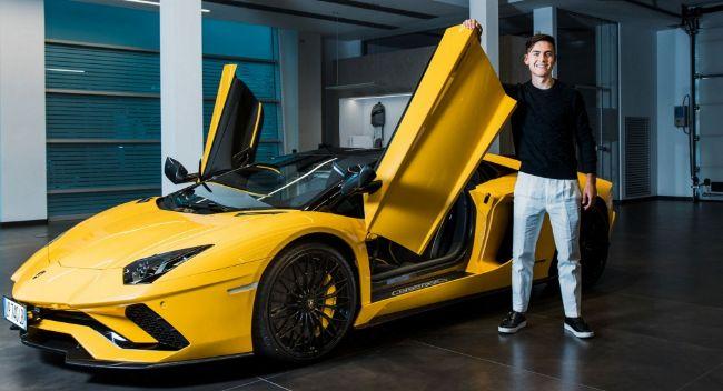 Paulo Dybala Langsung Beli Lamborghini Aventador Rayakan Gol ke-100 Bersama Juventus