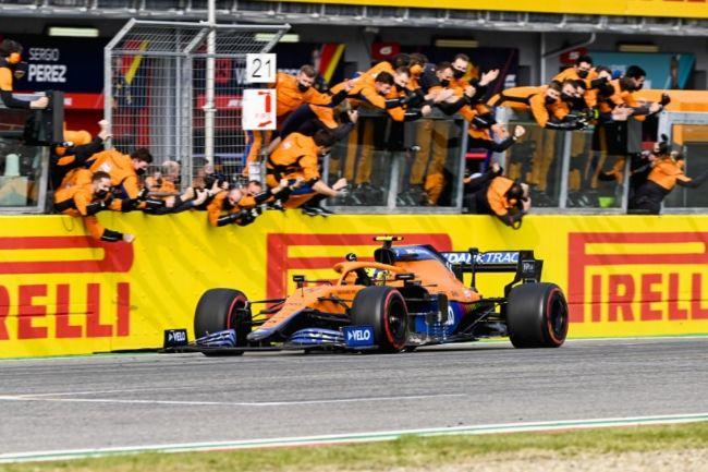 McLaren F1 Norris