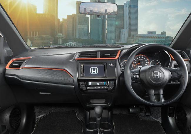 Honda Brio Urbanite