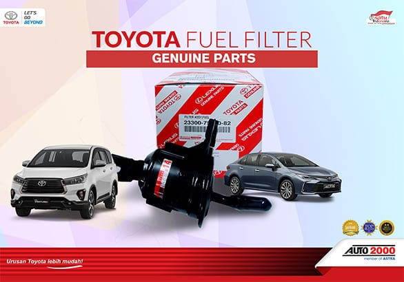 Ada Filter Apa Saja di Mobil dan Apa Fungsinya?