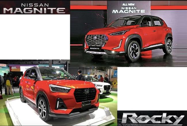 Daihatsu Rocky vs Nissan Magnite, Siapa Unggul?