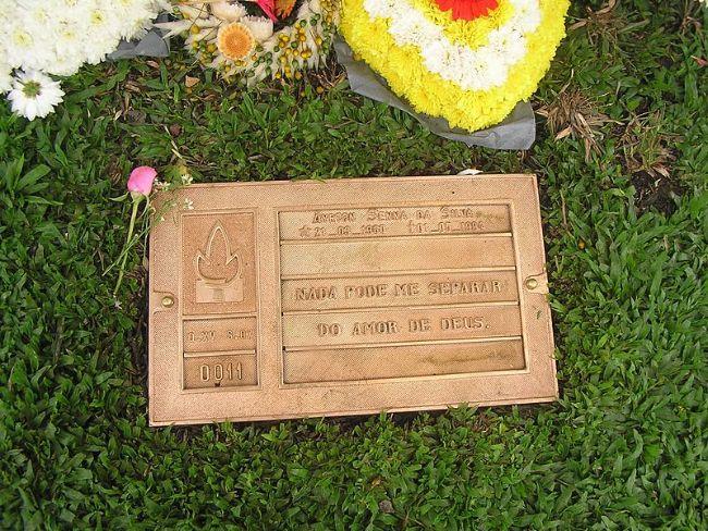 Ayrton Senna Tomb