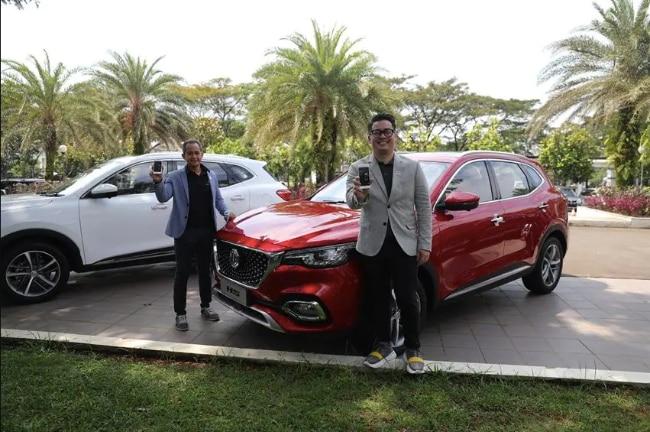 MG Hadirkan HS Magnify i-Smart, SUV Berbekal Fitur Keselamatan yang Canggih