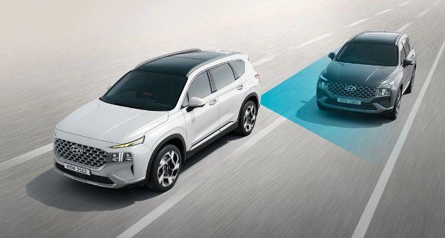 Hyundai New Santa Fe Dilengkapi Ragam Fitur Keselamatan Mutakhir