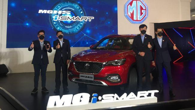 MG HS i-Smart Resmi Meluncur Dengan Teknologi Canggih, Harganya Rp 469,8 Juta