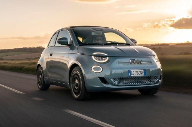 Fiat Hanya Jual Mobil Listrik Mulai 2030