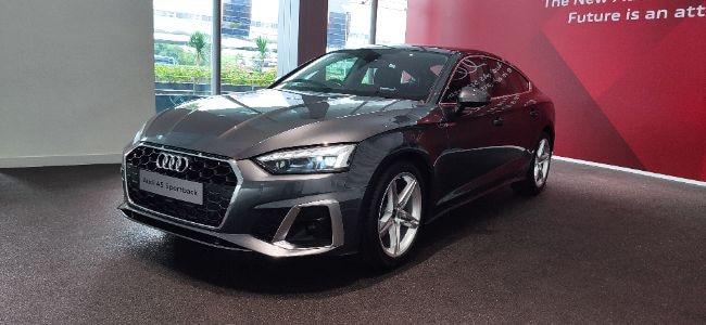 Audi A5 Sportback 2021 Sudah Bisa Dipesan, Harganya Rp 1,2 Miliar Lebih