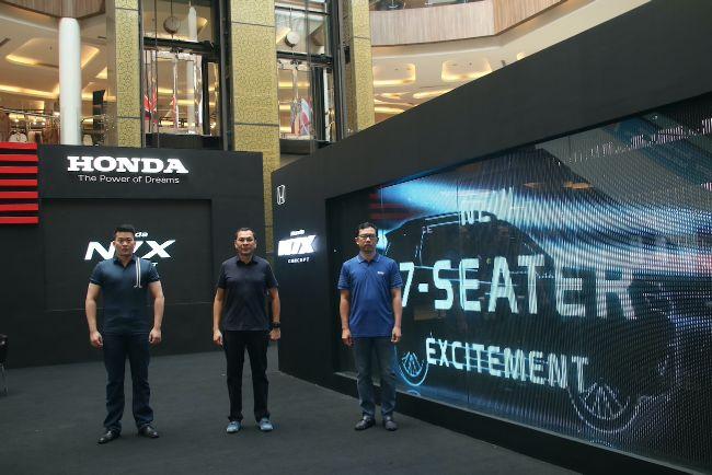 Honda N7X Bandung