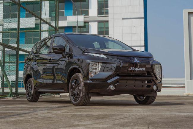 Intip Perbedaan Xpander dan Xpander Cross Dengan Sentuhan Rockford Fosgate Black Edition