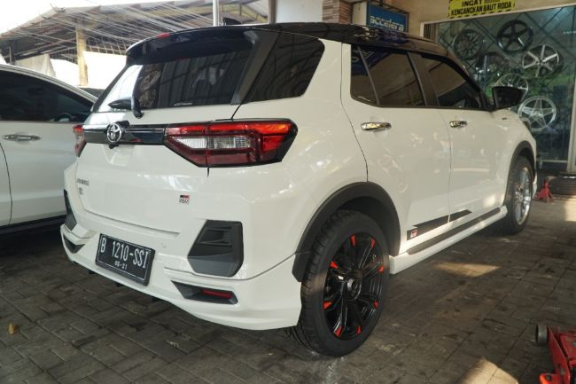Toyota Raize HSR