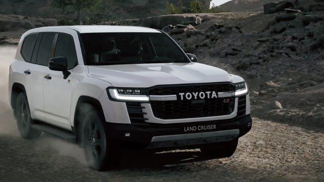 Toyota Land Cruiser Generasi Terbaru Lebih Ringan dan Bertenaga