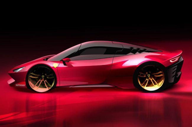 Ferrari Siap Luncurkan Mobil Sport Bermesin V6 Pekan Depan