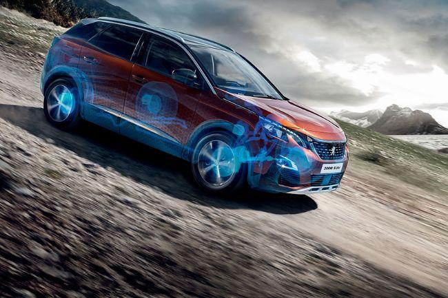 Mengenal Fitur HADC Peugeot, Membantu Saat Trek Basah atau Turunan Tajam