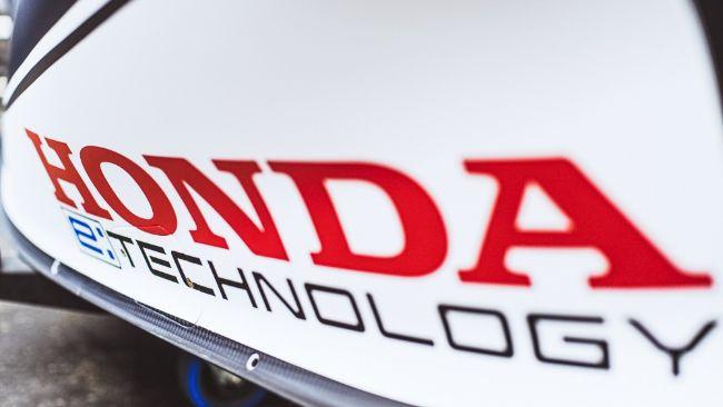 Honda Pakai Logo Baru Di F1 Grand Prix Perancis 2021