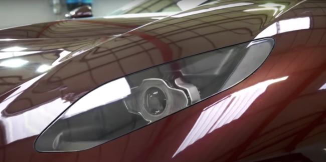 Aston Martin Vulca Road Legal