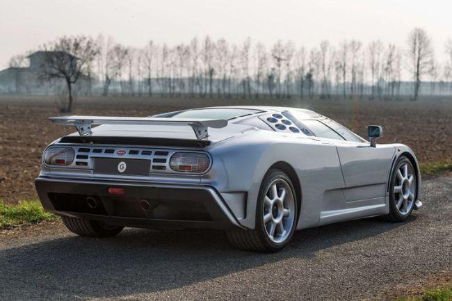 Ternyata Ini Wujud dan Fakta Tentang Supercar Pertama Bugatti: EB110