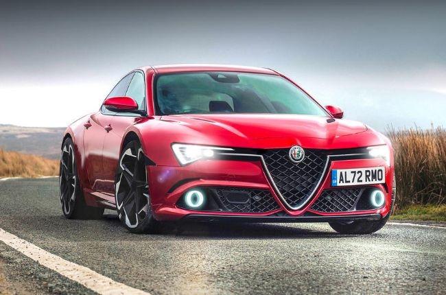 Alfa Romeo Siapkan Reinkarnasi GTV Sebagai Mobil Sport Listrik