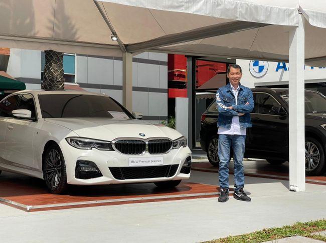 BMW Astra Store Kelapa Gading