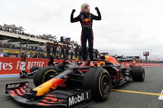 Podium Ganda Red Bull Racing di GP F1 Prancis, Pembuktian Mesin Honda dan Mobil Lubricants
