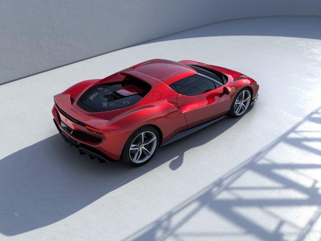 Sama-Sama Pakai V6, Ferrari Bantah Mesin 296 GTB dari Maserati