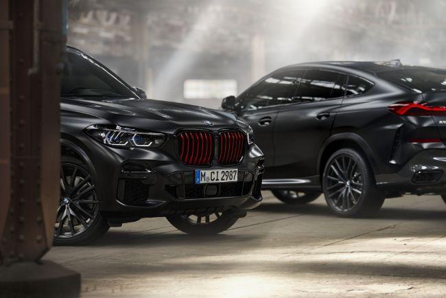BMW-X5-X6-Vermillion-Black-Edition-1