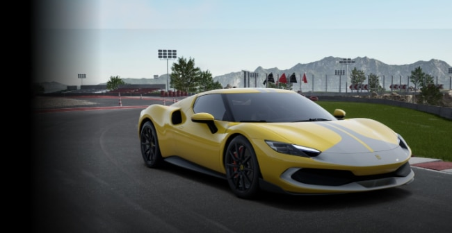 Membayangkan Ferrari 296 GTB Impian Lewat Configurator Tool Di Situs Resmi Ferrari Ini