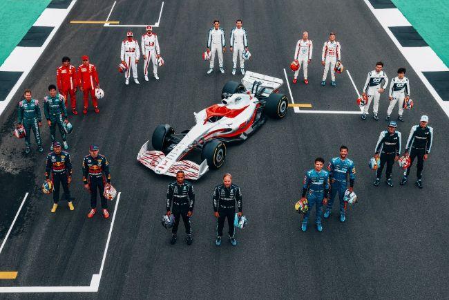 Desain Mobil F1 2022 Resmi Diungkap, Simak Deretan Kelebihannya