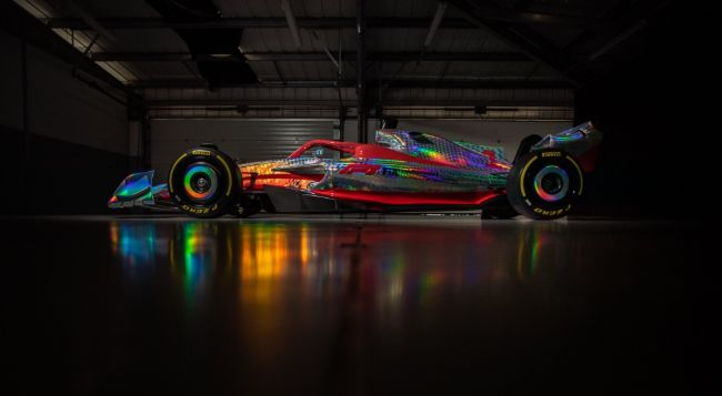 Mobil F1 2022