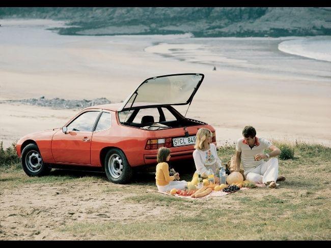 Porsche 924 Family