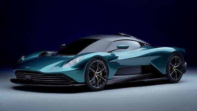 Mobil Konsep Aston Martin Valhalla Resmi Dijual, Hypercar Hybrid  Bertenaga 937 Hp