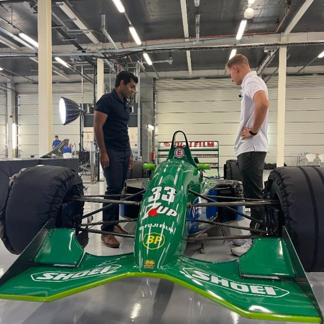Mick-Schumacher-Jordan-191-F1-5