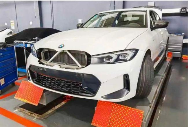 SPYSHOT: Wajah BMW Seri 3 G20 Facelift Mulai Terlihat