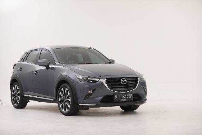 Carvaganza Editors' Choice Awards 2021: Mazda CX-3 SPORT 1.5L Diberi Gelar Best Product Development