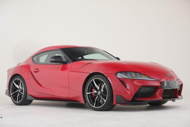 Carvaganza Editors' Choice Awards 2021: Toyota GR Supra Dipilih Sebagai Best Sports Car